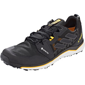 adidas TERREX Agravic GTX Running Shoes Men, core black/footwear white/gold